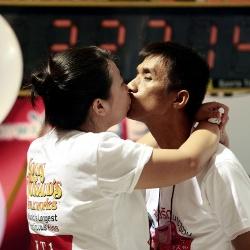 Самые романтичные мировые рекорды