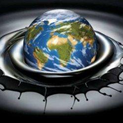 Необычное использование нефти