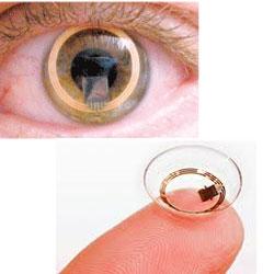 Умные контактные линзы расскажут о состоянии здоровья