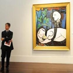 Картина Пикассо – самое дорогое произведение искусства
