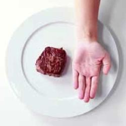 Как легко определить размер порции с помощью рук?