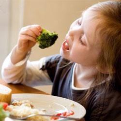 Если вы хотите, чтобы ваш ребенок правильно питался…