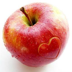 Яблоко в день спасет артерии от затвердевания