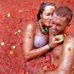 Самые безумные фестивали еды в мире