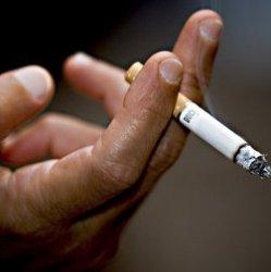 Курение отнимает в среднем 10 лет жизни