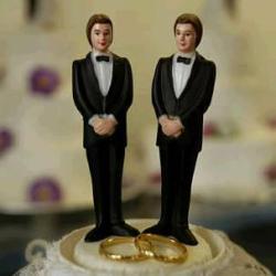 Законный брак улучшает здоровье гомосексуалистов