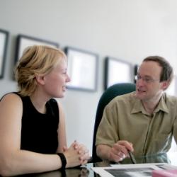 О чем говорят мужчины и женщины?