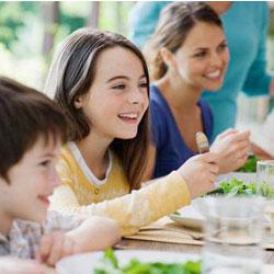 Семьи с детьми ведут менее здоровый образ жизни