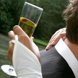 Пристрастие к алкоголю разрушает браки