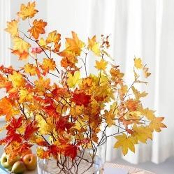 Красивые и простые аппликации для тех, кто любит осень