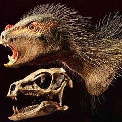 Обнаружен необычный динозавр-дикобраз