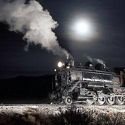 Поезд-привидение повинен в смерти