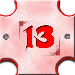 Действительно ли число 13 несчастливое?