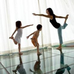 План тренировок для тех, у кого дети