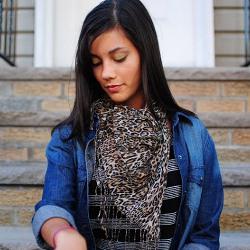 20 оригинальных способов красиво завязать шарф