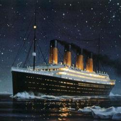 """""""Титаник"""" погиб из-за оптической иллюзии"""