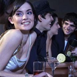 Подростки подвержены влиянию друзей своих партнеров