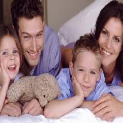 В здоровой семье должно быть двое детей
