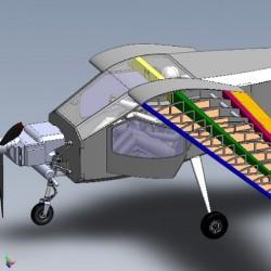 Первый самолет, чертежи которого будут в открытом доступе бесплатно