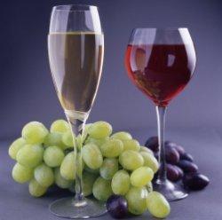 Секретный натуральный ингредиент: вино