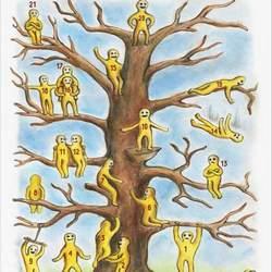 """Тест """"дерево с человечками"""" расскажет о вашем эмоциональном состоянии"""