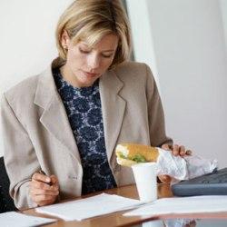 6 способов улучшить свое питание на работе