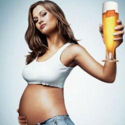 Ученые разрешили беременным пить алкоголь!
