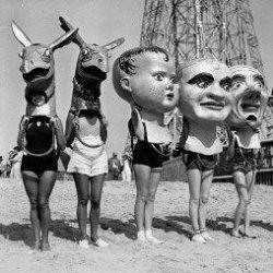 11 странных и немного курьезных ретро- фото, которые заставят тебя улыбнуться