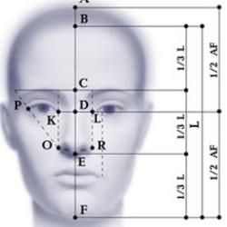Мужчины с симметричными лицами остаются умственно здоровыми в старости