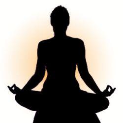 Медитация притупляет боль