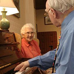 Музыканты реже теряют слух с возрастом