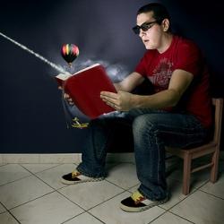 3D технологии добрались до книг