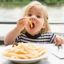 Вредная пища отупляет детей!