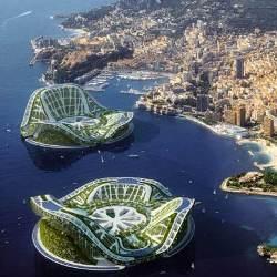 10 невероятных проектов городов будущего