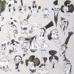 10 удивительных картинок: если бы знаменитых персонажей Диснея нарисовал Тим Бертон