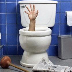 Опасности, которые подстерегают вас в ванной