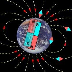 Северный магнитный полюс движется к России