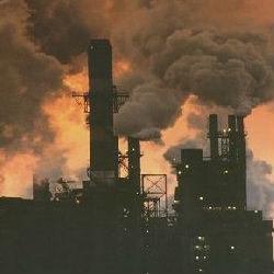 Загрязненная окружающая среда увеличивает риск развития ожирения
