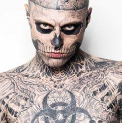 Необычные факты о татуировках и самые татуированные люди мира