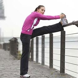 Почему бегунам требуется хорошая растяжка?