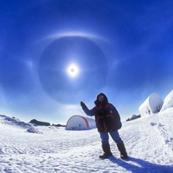 Самые удивительные оптические иллюзии и миражи в природе