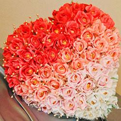 Как сделать сладкий букет своими руками розы