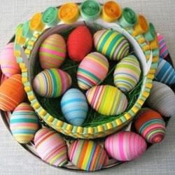 Как сделать яйцо для поделки своими руками