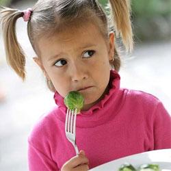 Как заставить детей есть больше овощей?