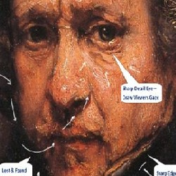 Открыт секрет картин Рембрандта