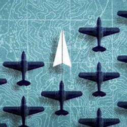Интересные факты про бумажные самолетики