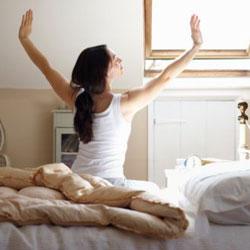 Советы от Аюрведы для тех, кто не любит вставать по утрам