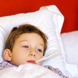 Что нужно знать родителям о температуре у ребенка?