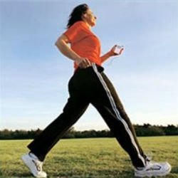 Пешие прогулки помогут в борьбе с раковыми заболеваниями