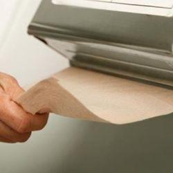 Бумажные полотенца опасны для здоровья
